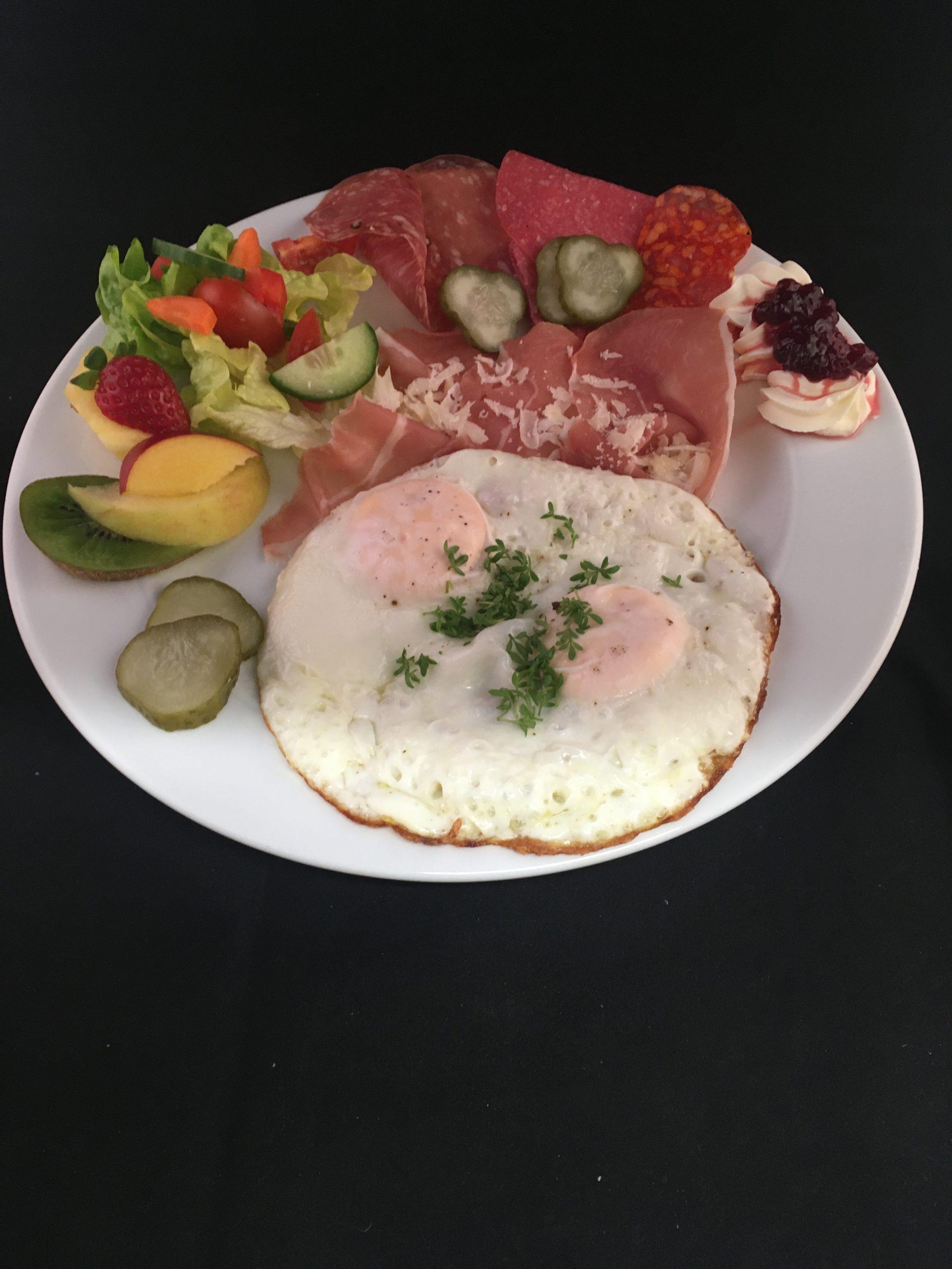 Braunschweiger Löwenfrühstück